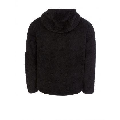 Black Fleece Zip-Through