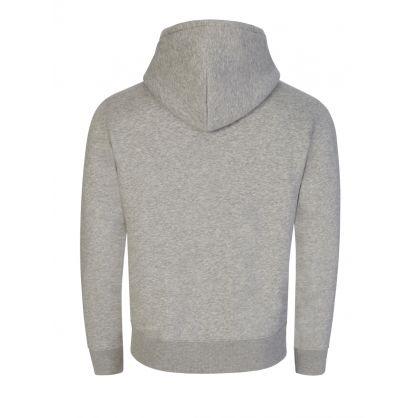 Grey Bear Fleece Hoodie