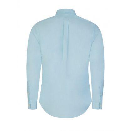 Blue Classic Oxford Shirt