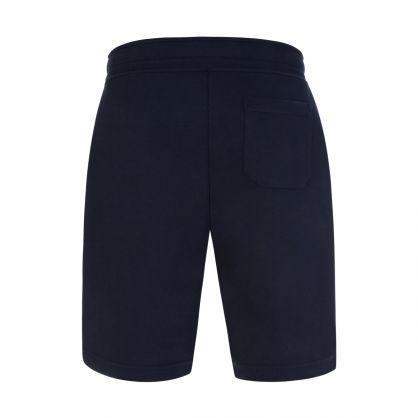 Navy Polo Tech Shorts