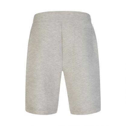 Grey Polo Tech Shorts