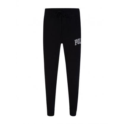 Black POLO Fleece Sweatpants