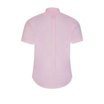 Pink Featherweight Twill Shirt