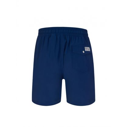 Navy 14 cm Traveller Swimming Shorts