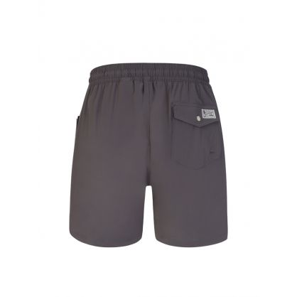 Grey Traveller Swim Trunks