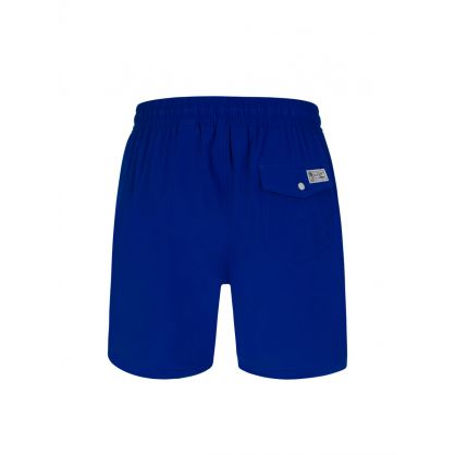 Royal Blue Traveller Mid Swim Shorts