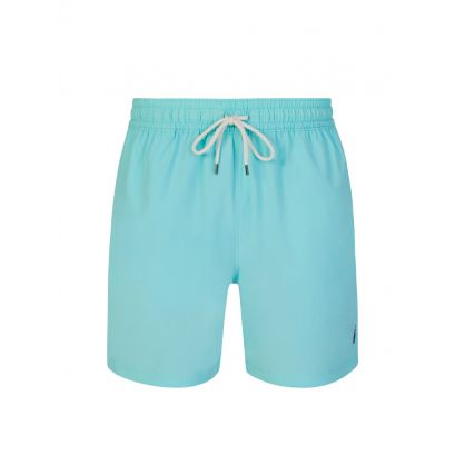 Blue Traveller Mid-Length Swim Shorts