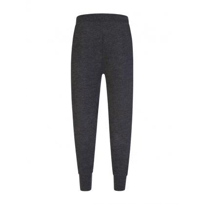 Grey Lounge Jersey Sweatpants