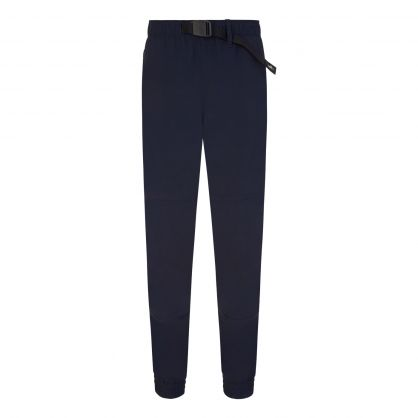 Navy Tapered Fit Hiking Trousers