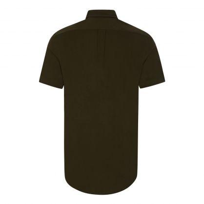 Green Featherweight Mesh Shirt