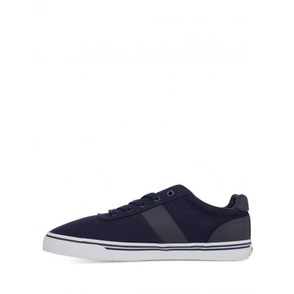 Navy Canvas Hanford Trainers