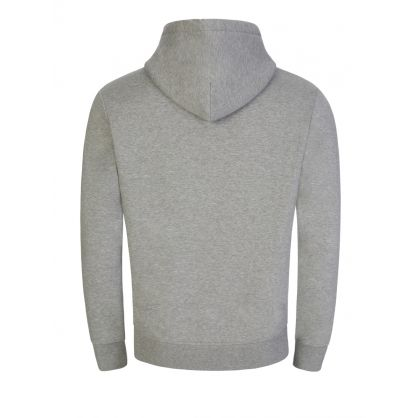 Grey Polo Sport Hoodie