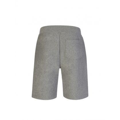 Grey Fleece Shorts