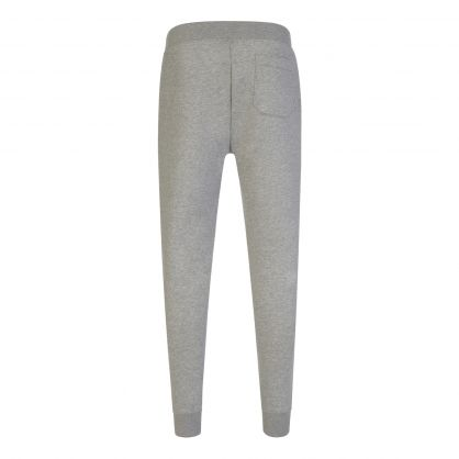 Grey Fleece Track Sweatpants