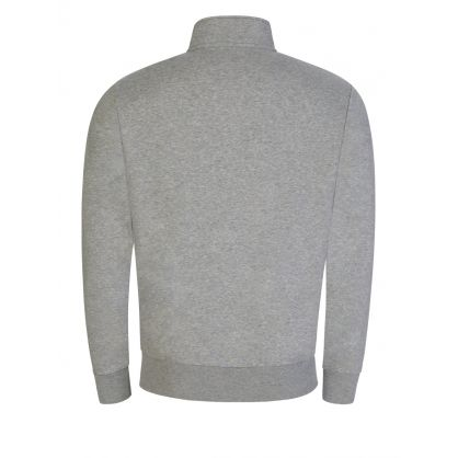 Grey Polo Sport Fleece 1/4-Zip Sweatshirt