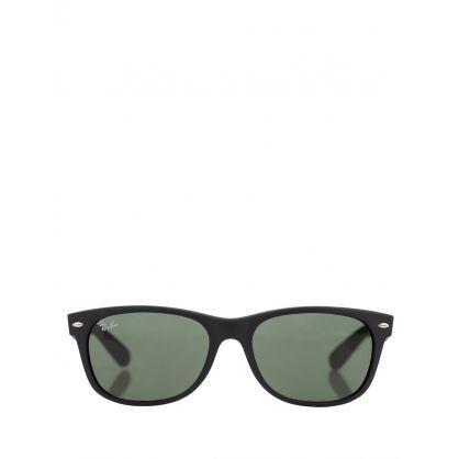 Black New Wayfarer Sunglasses