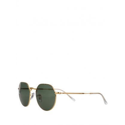 Gold Jack Sunglasses