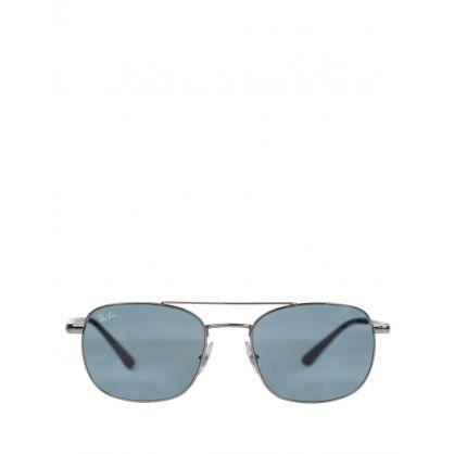 Silver RB3670 Chromance Sunglasses