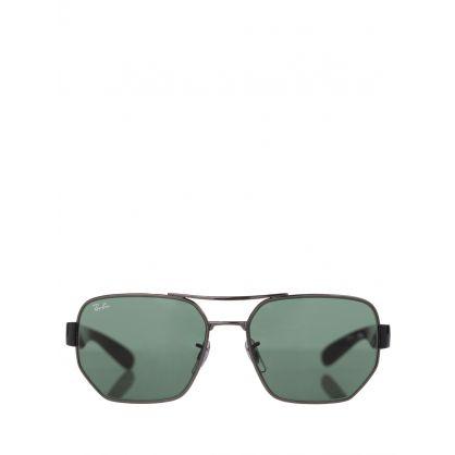 Black RB3672 Classic Sunglasses