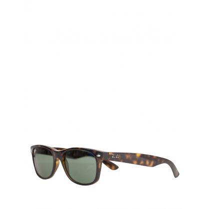 Brown New Wayfarer Sunglasses