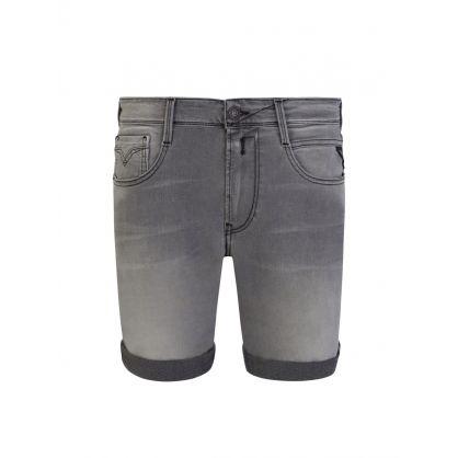 Grey 573 Aged Eco 5-Years Anbass Shorts
