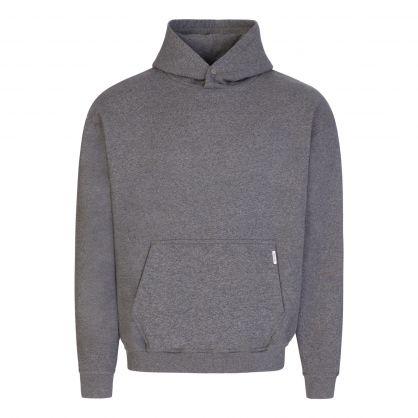 Grey Blank Hoodie