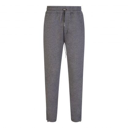 Grey Blank Sweatpants
