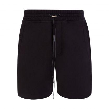Black Blank Shorts