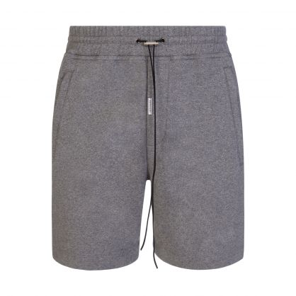 Grey Blank Shorts
