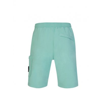 Aqua Pocket Sweat Shorts