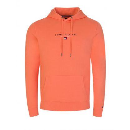 Orange Essential Hoodie