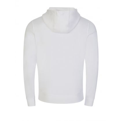 White Essential Hoodie