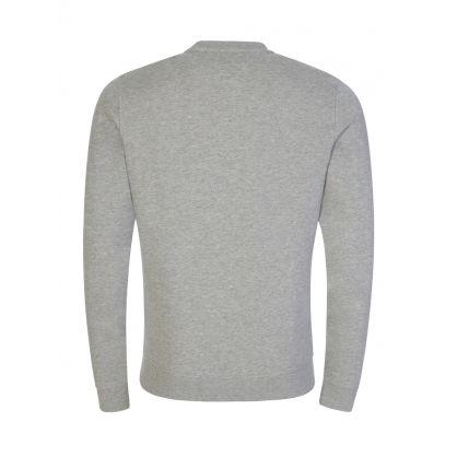 Grey Essential Crewneck Sweatshirt