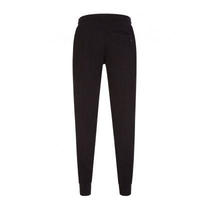 Black Essential Sweatpants
