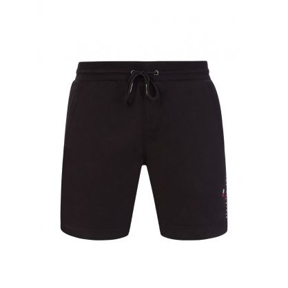 Black Essential Sweat Shorts