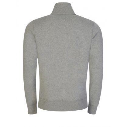 Grey Global Hilfiger Zip-Through Hoodie