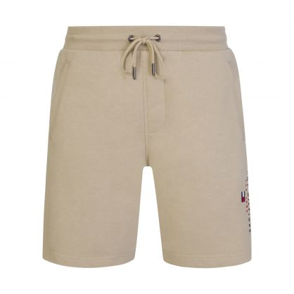 Tan Essential Logo Shorts