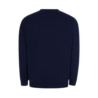 Navy Chad Core Sweatshirt