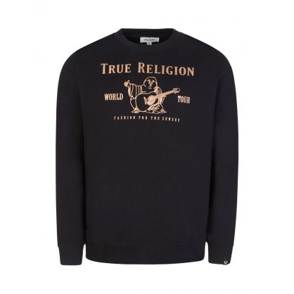 Black Chad Core Sweatshirt