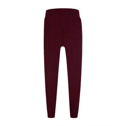 Burgundy Core Sweatpants
