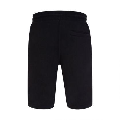 Onyx Black Welt Pocket Shorts