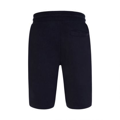 Navy Welt Pocket Shorts