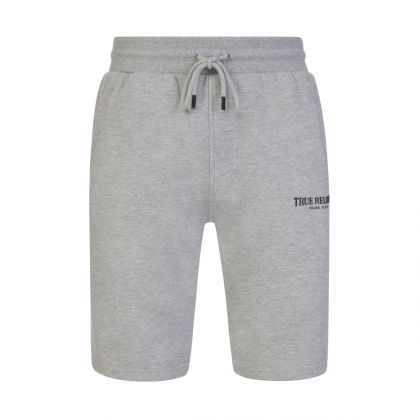 Grey Welt Pocket Logo Shorts
