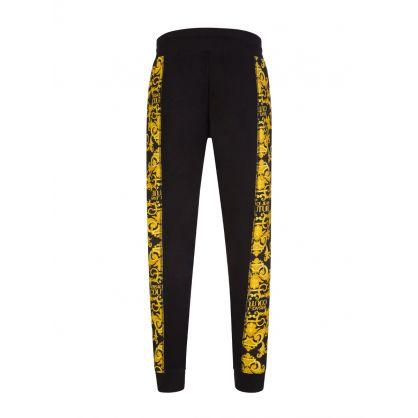Black Baroque Classic Sweatpants