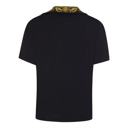 Black Bowling Shirt