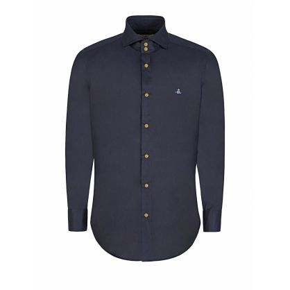Navy New Cutaway Shirt