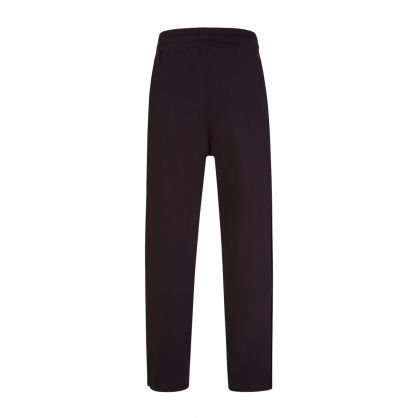 Brown Snap Side Trousers