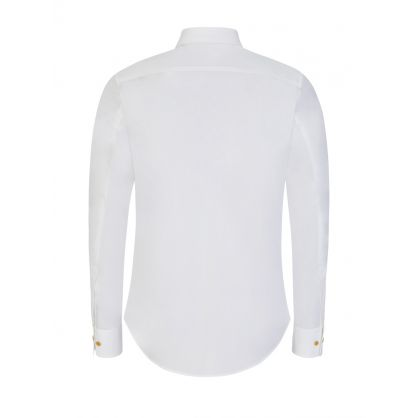 White Slim Shirt