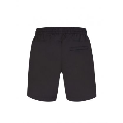 Black Double A Roy Swim Shorts