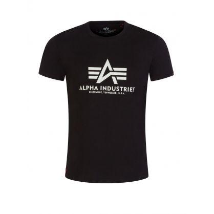Black Basic Kryptonite Project T-Shirt